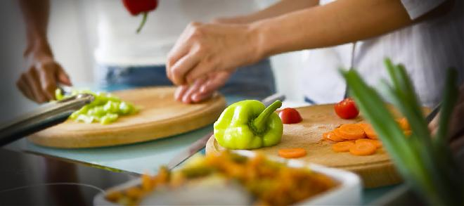 VEGAN Cooking Experience with expert chef